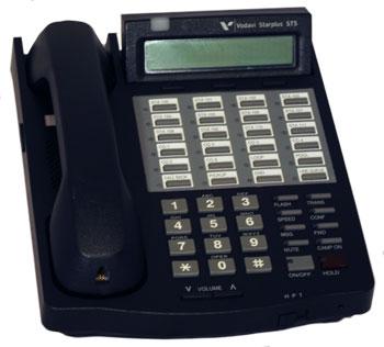 Vodavi Starplus STS/Infinite Compatible Handset 3515-71 Vertical ...